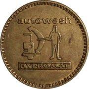 Car Wash Token - Autowash Hypromat (24 mm) – obverse