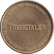 Treuetaler - Sonnen Apotheke (Kulmbach) – reverse