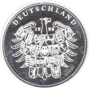Token - 50 Jahre Deutsche Wahrung – reverse