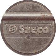 Coffee Machine Token - Saeco – reverse