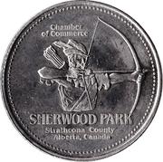 1 Dollar - Strathcona County, Alberta – reverse