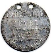 26.00 Prix Fixe - Parapluie Revel – obverse