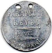 40.00 Prix Fixe - Parapluie Revel – obverse