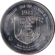 2.5 Dollars -Hinton, Alberta – reverse