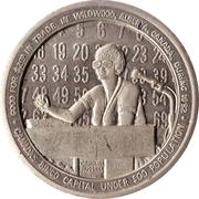 2 Dollars - Wildwood, Alberta – reverse