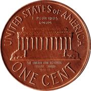 "Medallion - Sudbury ""Numismatic Park"" (US 1 Cent 1965) – reverse"