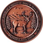 2 Dollars - Wildwood, Alberta – obverse