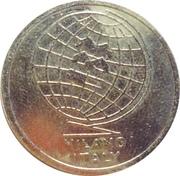 Token - MMC Milano Italy (Blank; 28 mm) – obverse