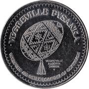 Souvenir Dollar - Vegreville, Alberta – obverse