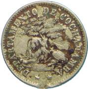 5 Centavos - Gumucio – reverse