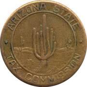 5 Mills - Sales Tax Payment (Arizona) – obverse