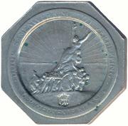 20 Franken (Ghent - WW1 German Occupation Coinage) – obverse