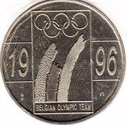 Token - Belgian Olympic Team – obverse
