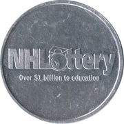 Token - NH Lottery – reverse