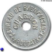 1 Charbon (Bureau of Charity; Roubaix) – reverse