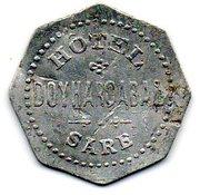 10 Centimes Sare 64 – obverse