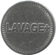 Car Wash Token - Lavage+ – obverse