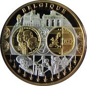Token - European Currency (Belgium) – obverse