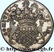 Jeton Louis XV - États d'Artois - COMITIA ARTESIAE – reverse