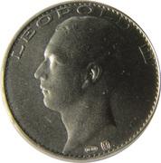 20 Francs - Léopold III (Alphonse Mauquoy) – obverse