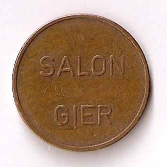 Salon gier