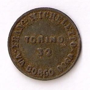 50 centesimi torino 32 tokens numista for Coin torino