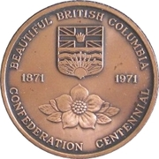 Medal - Port Moody Coin Club – obverse