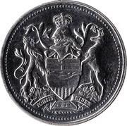 Medallion - Alberta 75 – obverse