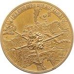 Medal - Mobilization World War 1 (Message Emperor Aug, 22 1914) – obverse