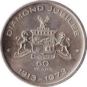 Souvenir Dollar - Red Deer, Alberta – obverse