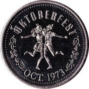 Oktoberfest Dollar - Kitchener-Waterloo, Ontario – obverse