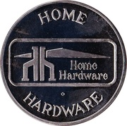 Dollar - Home Hardware – obverse