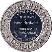 Dollar - Home Hardware – reverse