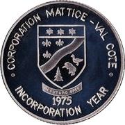 Missinaibi VI Dollar - Mattice-Val Côté, Ontario – obverse