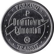 Downtown Dollar - Edmonton, Alberta – obverse