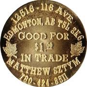 1 Dollar - Northgate Stamp & Coin – obverse