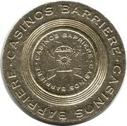 20 Cents - Casino Barriere (Trouville) – reverse