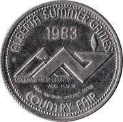1 Dollar - County of Mountain View, Alberta – reverse