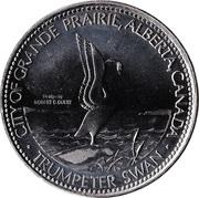 Trade Dollar - Grande Prairie, Alberta – obverse