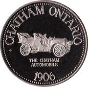 Souvenir Dollar - Chatham, Ontario – obverse