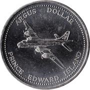 Argus Dollar - Summerside, Prince Edward Island – obverse