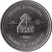 Argus Dollar - Summerside, Prince Edward Island – reverse