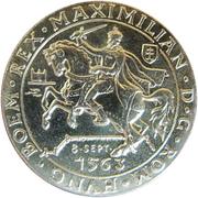 Token - Bratislavské korunovačné slávnosti (Maximilián) – obverse