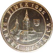 Banská Bystrica - FINEX 1995 – obverse