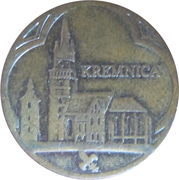 Kremnica - Golfer – obverse