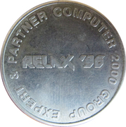 Relax – obverse