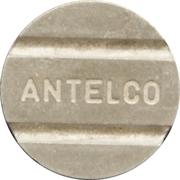Telephone Token - ANTELCO – obverse