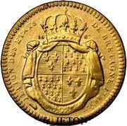 Token - Louis XVI (Bretagne; Rennes; restrike) – reverse