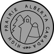 1 Dollar - High Prairie, Alberta – obverse