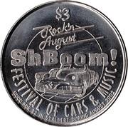 3 Dollars - St. Albert, Alberta – reverse